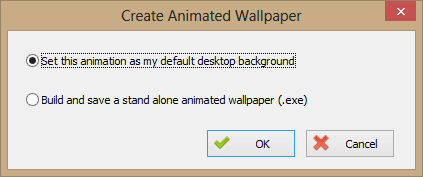 Animated Wallpaper Maker Screenshot