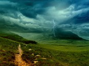 Feel the strength of wild nature in this storm scene. Heavy rain, lighting, and strong wind will sweep over your desktop! This amazing screensaver was created with Animated Screensaver Maker, a powerful tool for screensaver animation and compilation.